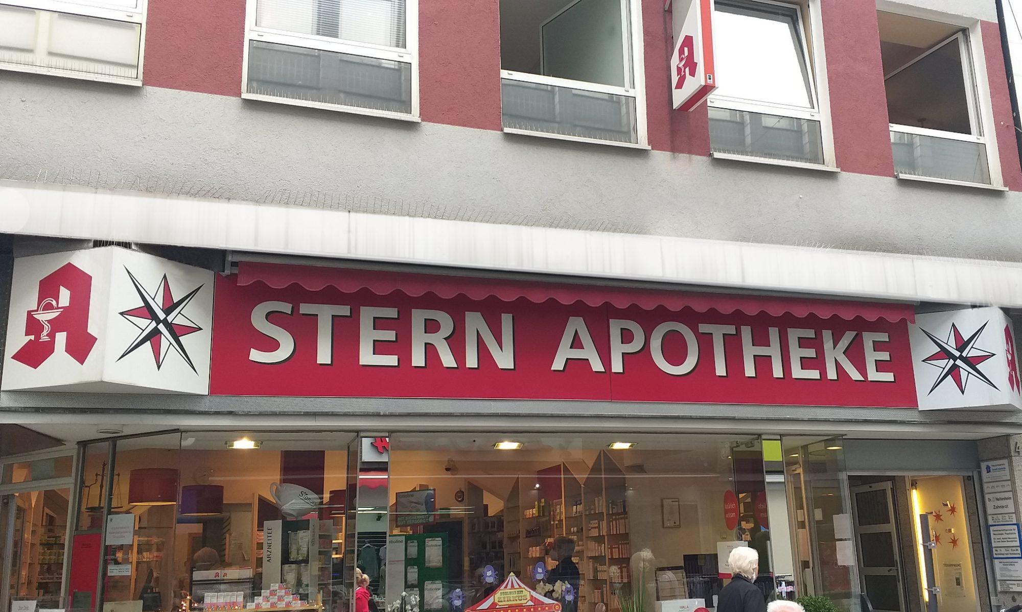 Stern Apotheke Wuppertal